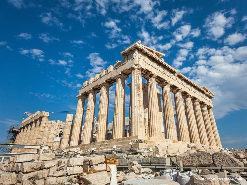 Athény Jsou Na Akropoli Doslova Jako Na Dlani Pro Každého Turistu Desperado Cz