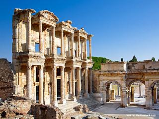 Efesos - kouzlo starověku (Turecko)