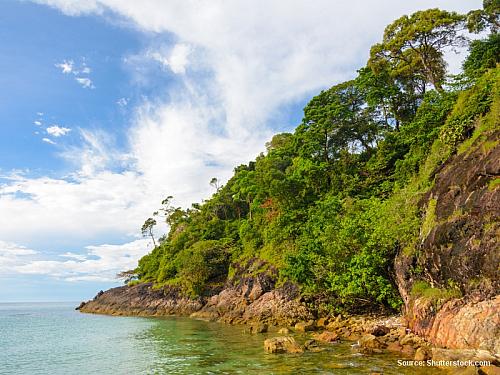 Deník z ostrovů Ko Chang a Ko Mak (díl 3) (Thajsko)