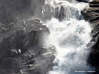Krimmelské vodopády (Rakousko)