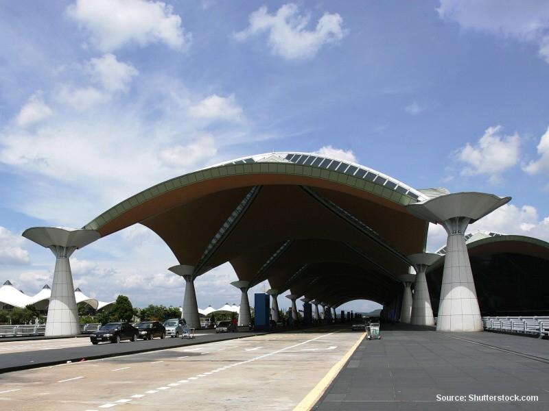 Mezinárodní letiště Sepang v Kuala Lumpur