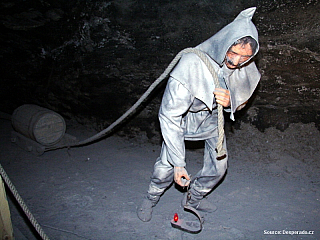 Solný důl Wieliczka (Polsko)
