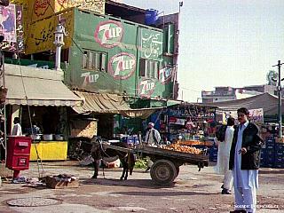 Město Wazir Abad je jedno z mnoha obyčejných měst na severu Pákistánu, kde na turistu narazíte jen výjimečně. Jako v jiných pákistánských městech se život lidí odehrává především na ulici. Proto všude panuje typický mumraj a ulice jsou plné lidí. Tento film vznikl při krátké návštěvě tohoto...