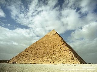 Gíza - nezničitelný památník faraonů (Egypt)