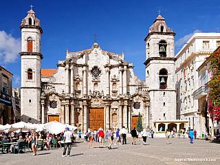 Havana Vieja – část první (Kuba)