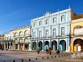 """Čtvrtý den jsme již jako zkušení """"Havaňané"""" odchytili collectivo téměř na první pokus, takže jsme do staré Havany dorazili časněji než předešlého dne, což se vzhledem k programu a rostoucímu horku ukázalo jako užitečné. Tentokrát jsme se nechali vysadit již u nábřeží na křižovatce Malecónu s..."""