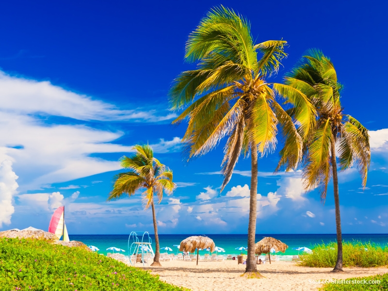 Varadero a pláž