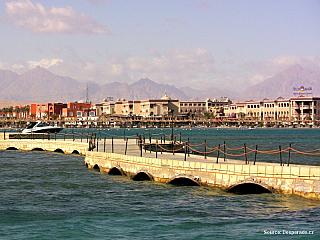 Hurghada - ideální pobytová dovolená (Egypt)
