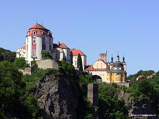 Zámek Vranov nad Dyjí (Česká republika)
