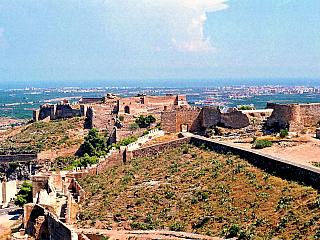 Sagunto – kde začala Druhá punská válka (Španělsko)