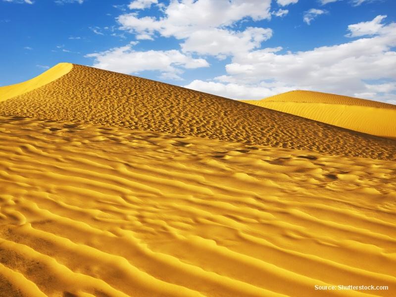 Douz – brána do pouště