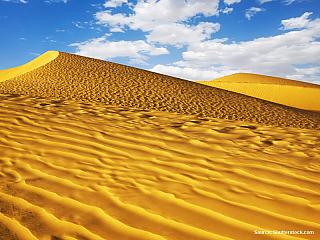 Douz – brána do pouště (Tunisko)