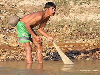 Štěpa ze světa 20 – cesta do Luang Prabang (Laos) (Laos)
