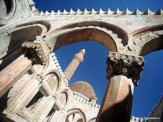 Ishak Pasha – pohádkový kurdský palác (Turecko)