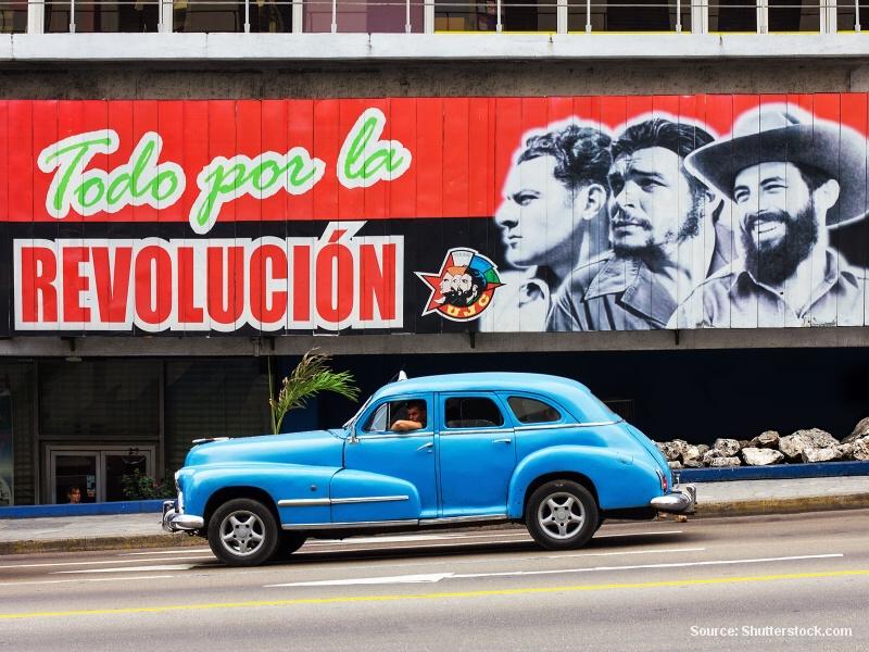 Havana – ubytování a jídlo