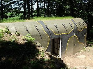 Vojenský bunkr Vranov nad Dyjí (Česká republika)