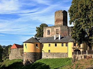 Fotogalerie hrad Svojanov (Česká republika)