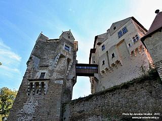 Fotogalerie hrad Pernštejn (Česká republika)