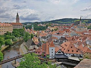 Český Krumlov je nejkouzelnější české město (Česká republika)