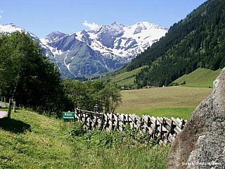 Vysoké Taury - Grossglockner (Rakousko)
