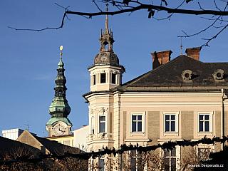 Klagenfurt - renesanční město rakouských Korutan (Rakousko)